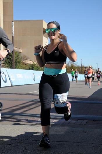 Dallas Marathon Breaking 4!